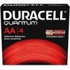 Duracell Quantum AA Batteries - AA - 4 / Pack