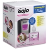 Gojo LTX-7 Plum Foam Dispenser Starter Kit - Automatic - 23.7 fl oz (700 mL) - Chrome Black