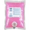 Gojo Space Saver Luxurious Lotion Soap Refill - 33.8 fl oz (1000 mL) - Kill Germs - Hand - Moisturizing - 1 Each