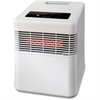 Honeywell Digital Infrared Heater with Quartz Heat Technology, HZ960 - White - Infrared - 2 x Heat Settings - Portable - White
