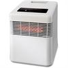 Honeywell Digital Infrared Heater with Quartz Heat Technology, HZ960 - White - Infrared - 2 x Heat Settings - Portable - White