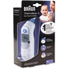 Braun ThermoScan 5 Ear Thermometer - Memory Recall - For Ear - White, Blue