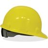 Kimberly-Clark 4-point Rachet Suspsn Safety Helmet - Head Protection - High-density Polyethylene (HDPE) - Yellow - 1 Each