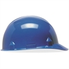 Kimberly-Clark 4-point Ratchet Suspension Hard Hat - Head Protection - High-density Polyethylene (HDPE) - Blue - 1 Each