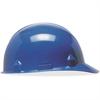 Kimberly-Clark 4-point Ratchet Suspension Hard Hat - Head Protection - High-density Polyethylene (HDPE) - Blue - 1 Each