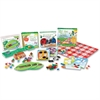 Learning Resources Kid Learning Kit - Theme/Subject: Learning - Skill Learning: Mathematics, Geometry, Measurement, Counting - 6 Pieces - 5+