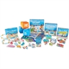 Learning Resources Kid Learning Kit - Theme/Subject: Learning - Skill Learning: Word Problems, Geometry, Measurement, Problem Solving, Addition, Shape - 6 Pieces - 6+