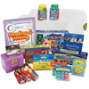 Learning Resources Kid Learning Kit - Theme/Subject: Learning - Skill Learning: Spelling, Language, Reading, Comprehension - 14 Pieces