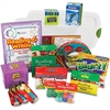 Learning Resources Kid Learning Kit - Theme/Subject: Learning - Skill Learning: Writing, Classroom Management, Reading, Comprehension, Word - 13 Pieces