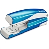 "Leitz 5504 Full-strip Stapler - 30, 40 Sheets Capacity - Full Strip - 5/16"" Staple Size - Blue"