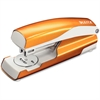 "Leitz 5504 Full-strip Stapler - 30, 40 Sheets Capacity - Full Strip - 5/16"" Staple Size - Orange"