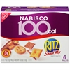 Nabisco Ritz Baked Smart Mix - Cholesterol-free - 0.77 oz - 6 / Box