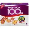 Nabisco Ritz Baked Smart Mix - Cholesterol-free - 0.77 oz - 6 / Box