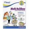 Mead Second Grade Math Builders Workbook Education Printed Book for Mathematics - Published on: 2012 February 13 - Book - 96 Pages