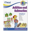 Mead Addition and Subtraction Workbook Grades 1-2 Education Printed Book for Mathematics - Published on: 2013 March 15 - Book - 64 Pages