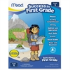 Mead First Grade Comprehensive Workbook Education Printed Book for Science/Mathematics/Social Studies - Book - 320 Pages