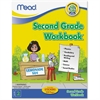 Second Grade Comprehensive Workbook Education Printed Book - Book - 320 Pages