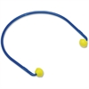 E-A-R E-A-Rcaps Model 2000 Banded Hearing Protectors - Noise Protection - Foam Cap, Acrylonitrile Butadiene Styrene (ABS) Band, Polyurethane Band - Yellow, Blue - 10 / Box
