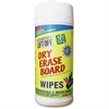 Motsenbocker's Liftoff Dry Erase Board Cleaner Wipes - Streak-free, Biodegradable - Plastic - 180 / Carton