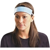OccuNomix Hard Hat Sweatband - Blue - Polyester - 1Each