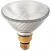 Satco 80-watt Halogen PAR38 Xenon Flood Bulb - 80 W - 120 V AC - 2560 cd - PAR38 Size - Clear - White Light Color - E26SK Base - 1500 Hour - 5030.3°F (2776.8°C) Color Temperature - Energy Save
