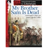 Shell My Brother Sam Is Dead: An Instructional Guide for Literature Education Printed Book by Christopher Collier, James Lincoln Collier - Book - 72 Pages