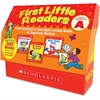 Scholastic Level A 1st Little Readers Book Set Education Printed Book by Deborah Schecter - English - Published on: 2010 September 1 - Book