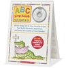 Scholastic ABC Sing Along Flip Chart/CD Education Printed/Electronic Book by Teddy Slater - CD-ROM, Book