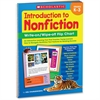 Scholastic Introduction To Nonfiction Flip Chart Education Printed Book - Book