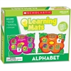 Scholastic Kid Learning Mat - Theme/Subject: Learning - Skill Learning: Uppercase Letters, Lowercase Letters, Alphabet, Matching, Letter - 8+