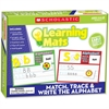Scholastic Kid Learning Mat - Theme/Subject: Learning - Skill Learning: Alphabet, Game, Letter, Uppercase Letters, Lowercase Letters, Consonant Sound - 91 Pieces - 5-7 Year