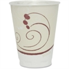 Solo Thin-wall Foam Cups - 10 oz - 300 / Carton - White - Foam - Hot Drink, Cold Drink, Breakroom