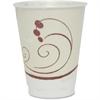 Solo Thin-wall Foam Cups - 10 fl oz - 300 / Carton - White - Foam - Hot Drink, Cold Drink, Breakroom