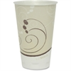 Solo Cozy Touch Hot/Cold Insulated Cups - 16 oz - 750 / Carton - White - Polystyrene - Hot Drink, Cold Drink