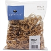 Sparco Rubber Bands - Size: #30 - Stretchable, Sustainable - 1 / Pack - Natural