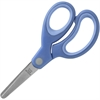 "Sparco 5"" Kids Blunt End Scissors - 5"" Overall Length - Blunted - Stainless Steel - Blue"
