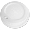 StalkMarket Planet+ 12 oz Hot Cup Lids - Biopolymer - 500 / CartonTranslucent