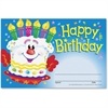 "Trend Happy Birthday Recognition Awards - 5.50"" x 8.50"" - Multicolor"