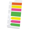 "Ampad Refill Flags for Tops Versa Crossover Notebook - 210 - 5.79"" x 2.84"" - Rectangle, Arrow - Assorted - Self-stick - 2 / Pack"