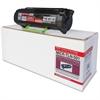 Micromicr Toner Cartridge - Black - Laser - 1 Each