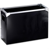 "Pendaflex Shipping Case - Media Size Supported: Letter 8.50"" x 11"" - Poly - Black - 1 Each"