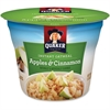 Quaker Oats Apple Cinnamon Instant Oatmeal Cup - Apple Cinnamon - 1 Serving Cup - 24 / Carton