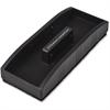 CLI Magnetic Whiteboard Eraser - Built-in Marker Storage, Magnetic - Black - 1 / Each