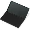 "CLI Stamp Pad - 1 Each - 6.3"" Width x 3.5"" Length - Felt Pad - Black Ink"