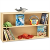 "young Time Straight Shelf Storage - 26.5"" Height x 48"" Width x 12"" Depth - Baltic - 1Each"