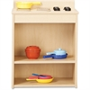 young Time - Play Kitchen Stove - Wood