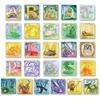 "ChenilleKraft Alphabet Embossed Paper Set - 6"" Height x 6"" Width - White - 26 / Set"