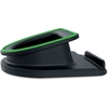 Leitz Rotating Desk Stands - Vertical, Horizontal - ABS Plastic, Thermoplastic Elastomer (TPE) - 1 Each - Black