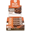 Bear Naked Nutty Double Choc Granola Bars - Individually Wrapped - Chocolate - 8 / Box