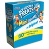 Keebler Rice Krispies Treats Original Mini Squares - Individually Wrapped - Chocolate Marshmallow - 1 Serving Pack - 50 / Box
